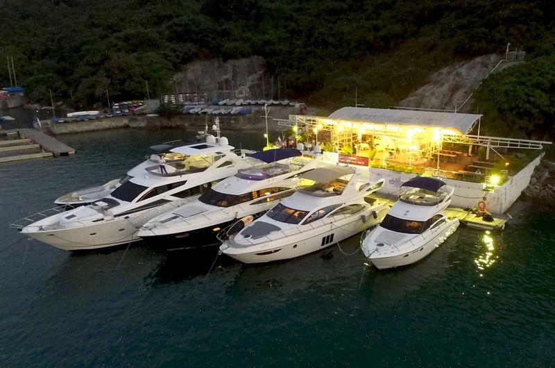 Aberdeen Boat Club - Middle Island Club House